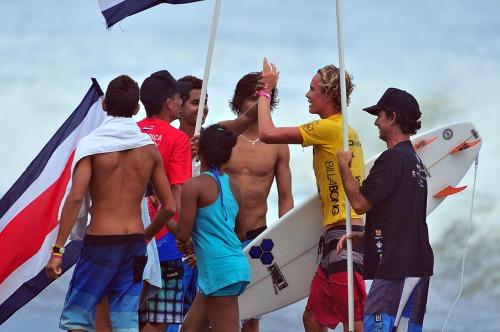 ISA  WORLD JUNIOR SURF CHAMPIONSHIP PANAMA 2012