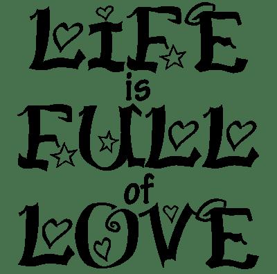 lifeisfulloflove