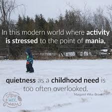 quiteness