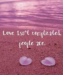 loveisntcomplicated