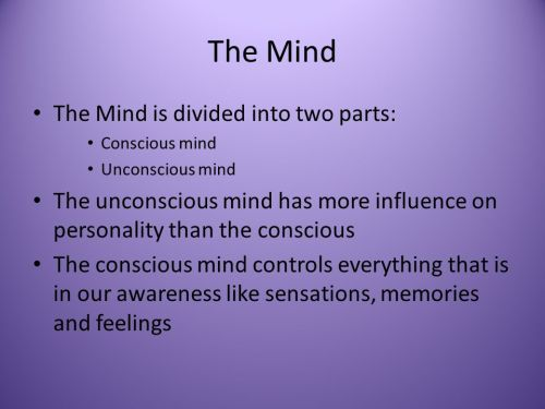 The+Mind+The+Mind+is+divided+into+two+parts-